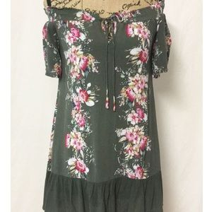 🌸🌿Lovely Floral Dress🌸🌿